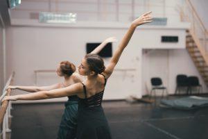 Angela und das Ballett